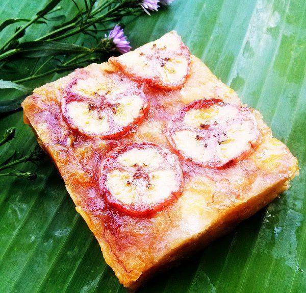 Bánh chuối Lục Yên