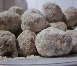 Bánh hút món ngon của miền sơn cước Lục Ngạn Bắc Giang
