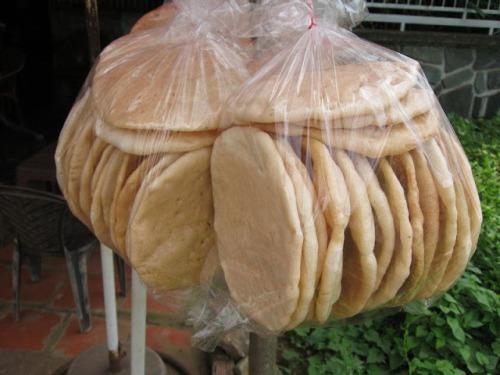 Món bánh phồng