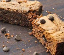 Bánh socola chay đơn giản và hấp dẫn