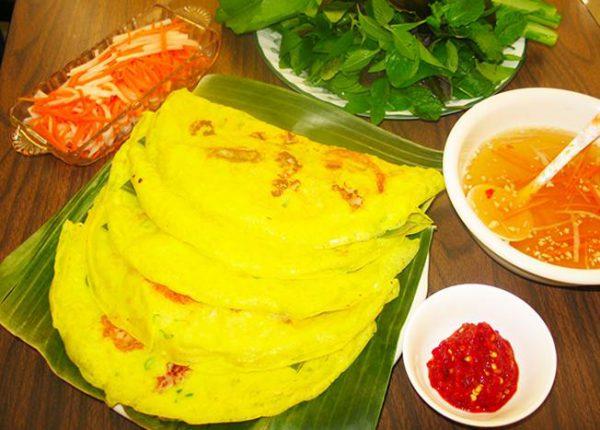Bánh xèoLong Hải Vũng Tàu