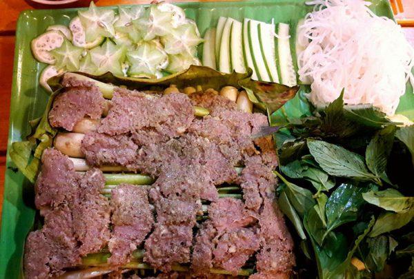 Món bò bảy món