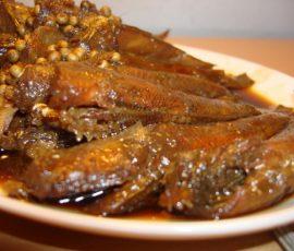 Cá bống kho nước dừa ngon chuẩn vị của Bến Tre