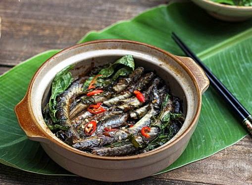 Cá kèo kho rau răm ngon đậm đà đưa cơm