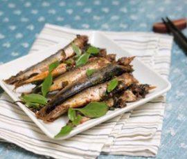 Cá kho húng quế thơm ngon mà đơn giản nhất