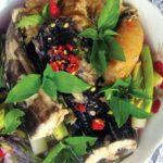 Canh chua cá ngát giải nhiệt – Đặc sản Hậu Giang