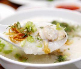 Cháo hàu Long Sơn món ăn mang hương vị của vùng biển