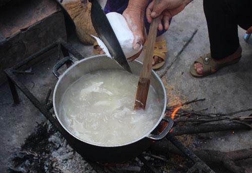 Cách nấu cháo thái