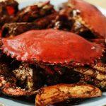 Cua sốt tiêu đen Singapore món ăn ngon khó cưỡng