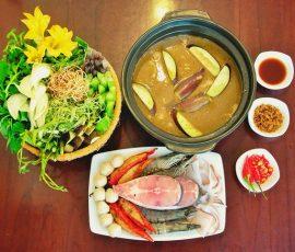 Lẩu mắm Bạc Liêu mang hương vị đồng quê sông nước