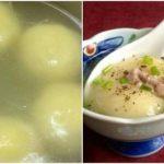 Súp khoai tây viên nhân thịt chữa viêm loét dạ dày