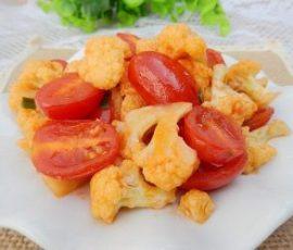 Súp lơ xào cà chua đơn giản giúp thanh lọc cơ thể