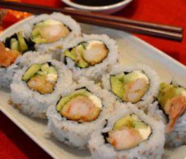 Món sushi cơm đơn giản mà hấp dẫn ngay tại nhà