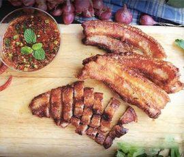 Thịt chiên nước mắm kiểu Thái ngon tuyệt
