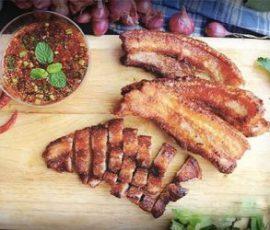 Thịt chiên nước mắm kiểu Thái ngon tuyệt ngay tại nhà