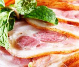 Thịt lợn muối siêu ngon mà đơn giản
