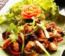 Thịt thỏ nấu nấm cực ngon và bổ dưỡng