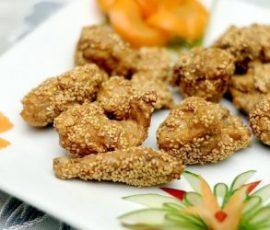 Thịt thỏ rán thơm lừng cho cả nhà thưởng thức