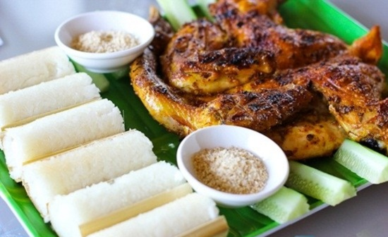 Cơm lam Định Hóa món ăn dân dã bình dị của Thái Nguyên