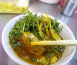 Giá bể Hải Phòng - món ăn ngon hấp dẫn du khách
