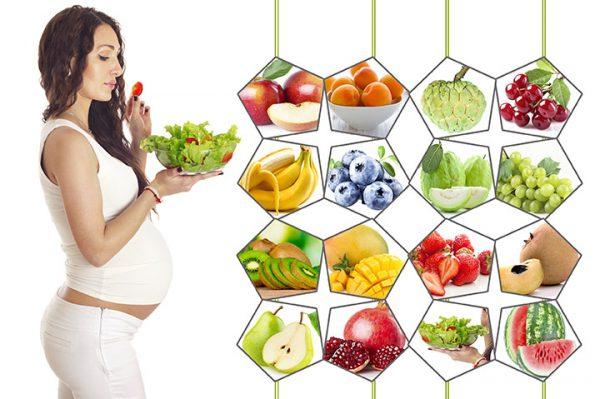 Ăn đầy đủ, đa dạng các loại thực phẩm