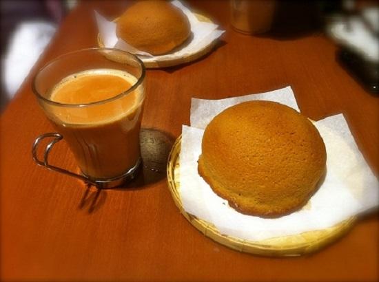 Bánh Papparoti thơm ngon nức mũi