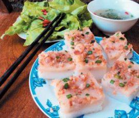 Bánh cao sằng Lạng Sơn món đặc sản ngon của xứ Lạng