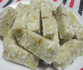 Bánh lòng Kinh Môn món bánh dân dã của Hải Dương