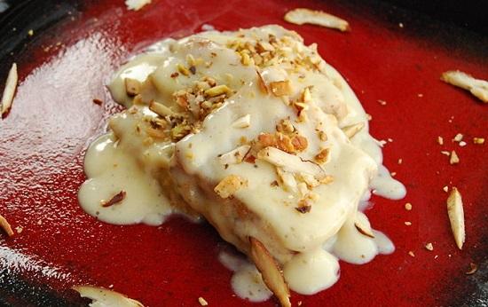 Bánh mì chiên phủ bơ sữa ngon khó cưỡng
