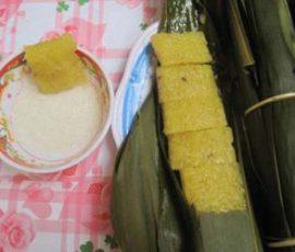 Bánh Nẳng món ngon hấp dẫn du khách đến với Vĩnh Phúc