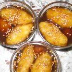 Bánh trùng mật mía đặc sản Vĩnh Phúc ngọt thơm hấp dẫn