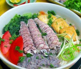 Bún bề bề món đặc sản độc đáo của Quảng Ninh