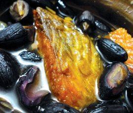 Trám om kho cá Phú Thọ đậm đà vị quê hương