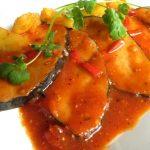 Cá thu sốt cà chua siêu ngon và hấp dẫn