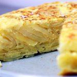 Trứng tráng khoai tây siêu ngon và hấp dẫn
