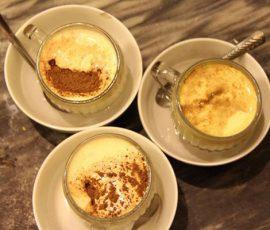 Café trứng Hồ Gươm sự kết tinh của ẩm thực Hà Nội