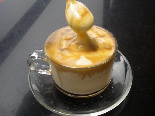 Café trứng Hồ Gươm