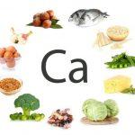 Thực phẩm giàu canxi tốt cho sức khỏe