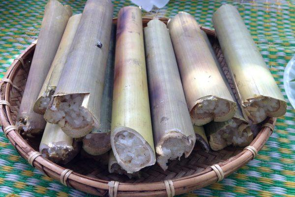Cơm lam Thái Nguyên