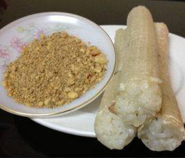 Cơm Lam Sơn La món đặc sản của người dân tộc Thái
