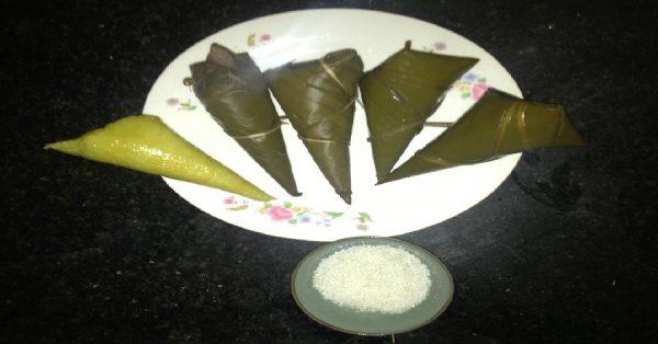 Thưởng thức bánh cooc mò Thái Nguyên với đường kính