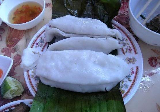 Bánh tai Phú Thọ thức quà quê dân dã