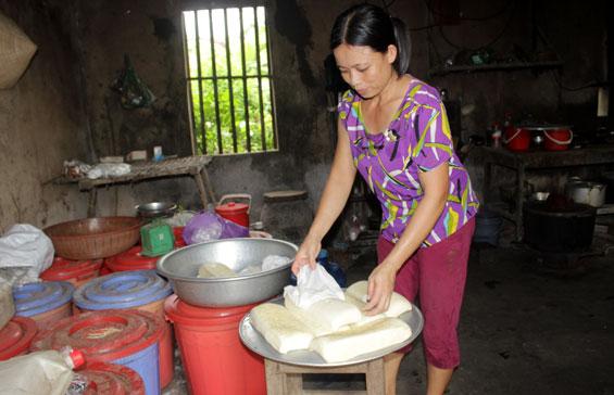 Cách làm đậu phụ Bình Long