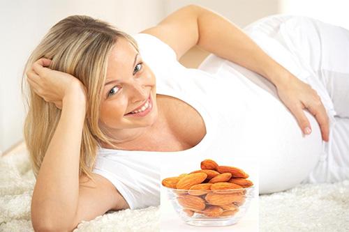 Loại hạt tốt cho mẹ bầu và thai nhi