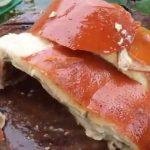 Lợn quay lá mác mật thơm ngon nổi tiếng của Lạng Sơn