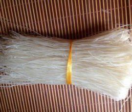 Mỳ gạo Hùng Sơn mang đậm chất quê Thái Nguyên