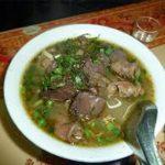 Nậm pịa Sơn La món đặc sản của người Thái
