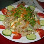 Nộm sứa thịt bò cay ngon hấp dẫn