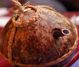 Rượu dừa Tiên Tửu Ngọc Hoa làm say lòng du khách