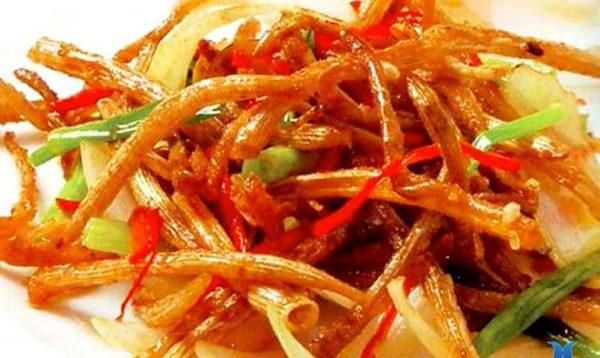 Sá sùng Quảng Ninh món đặc sản độc đáo